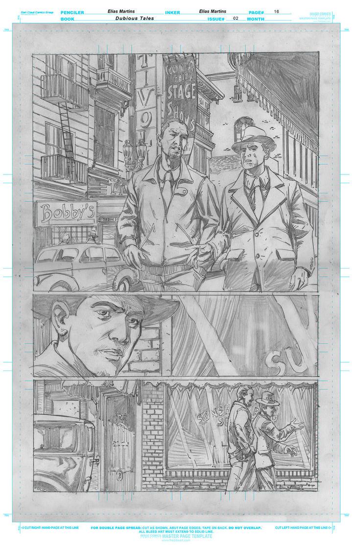 DT 02 Page16 Pencils Elias Martins Low by eliasmartins