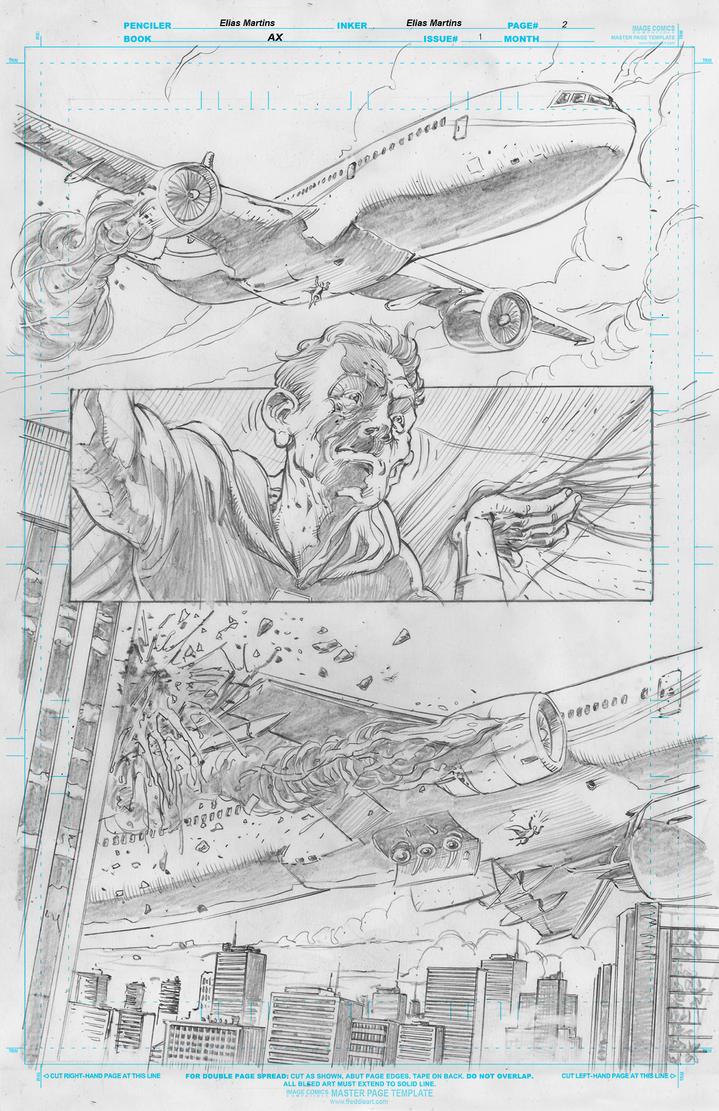 Ax page 02 Pencils - Elias Martins by eliasmartins