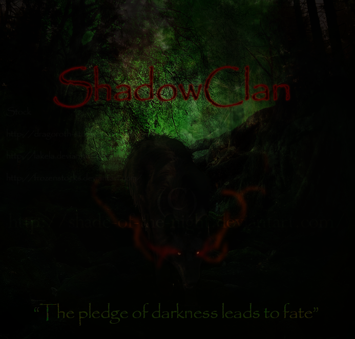 HTML Pages- Graphics Needed! Shadow_clan_by_shade_of_the_night-d549fyx