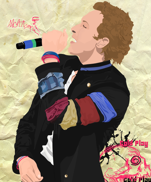 Coldplay by Ovell-Rz