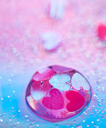 Bubble love. by DafoeofLenin