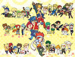 The Beyblade Generations !