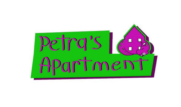 Petra's Apartment Logo Redesign