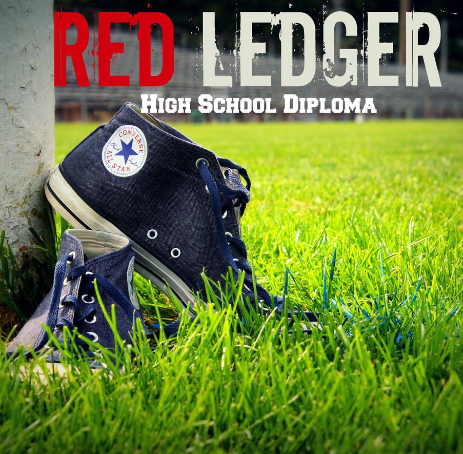 Red Ledger by Easy506Pir