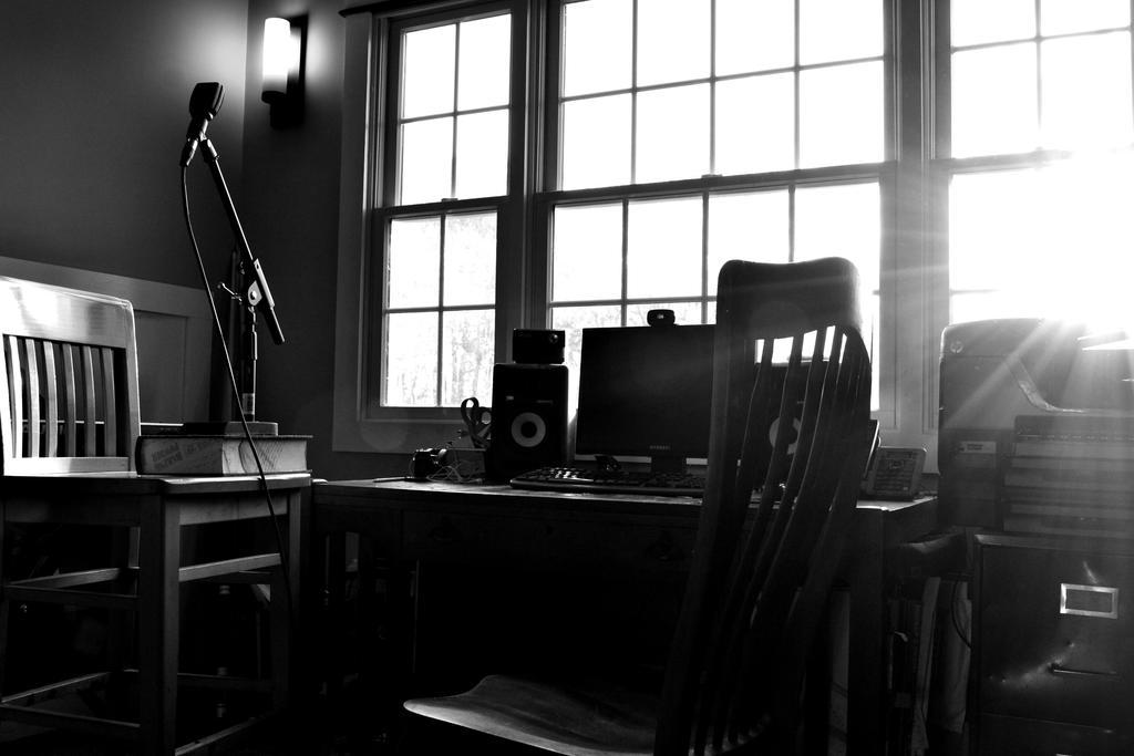 Home studio by Easy506Pir