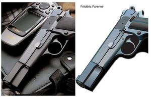 Charles Daly HP 9mm vectored