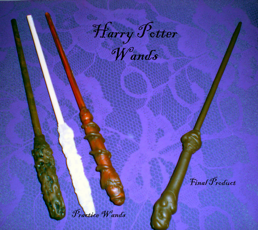 Harry potter wands by japanerd1 on deviantart for Harry potter wand owners