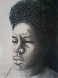 My Self-Portrait by TigrexDude