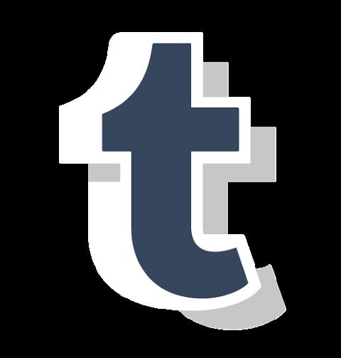 New Tumblr Icon Logo png