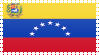 Venezuela Flag Stamp by VampireHelenaHarper