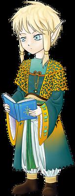 Prince Ymir Ynguar-Ezra Odin