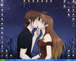 X X Fall in Love : Desktop