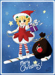 Little Christmas Witch