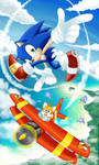 Sonic + Tails : Tornado Trickster