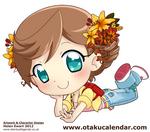 OtakuCalendar.com Mascot