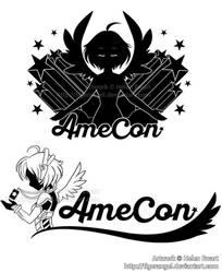 AmeCon 2016 - VIP artwork by tigerangel