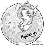 Aya 2005 - toned by tigerangel