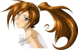 Caitlin by tigerangel
