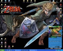 Desktop 2007 by tigerangel