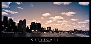 Cityscape - Boston, MA