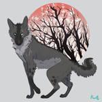 Hyena Wolf