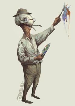Monster painter