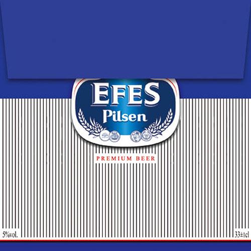 efes pilsen envelope by designcat