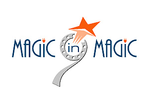 Magic in Magic logo by designcat
