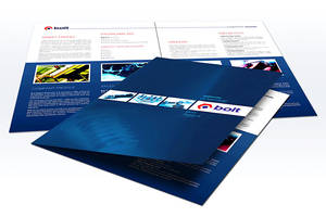 Bolt Brochure by designcat