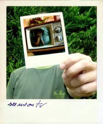 paranoid polaroid by ornato-purpura