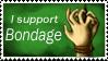 Bondage Stamp by KyriaDori