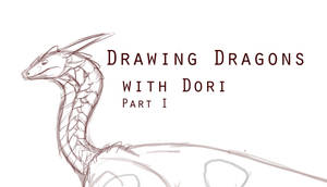 How to Draw Dragons Part - 1 and 2