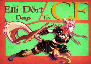 CF13: Day 54 by Aosaki Setsuna (KyreL) by comic-fiesta