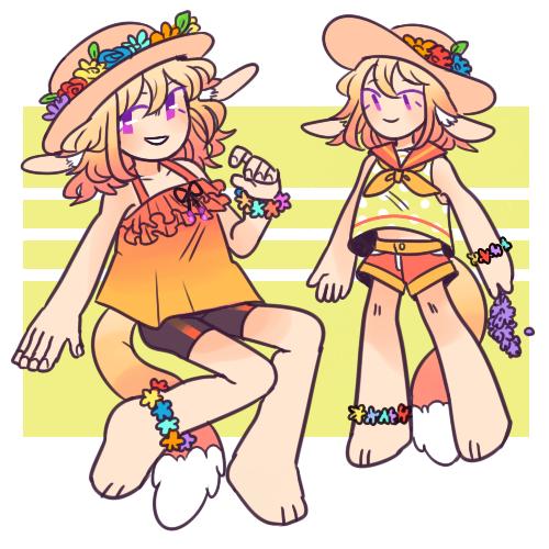flower girl by raintie