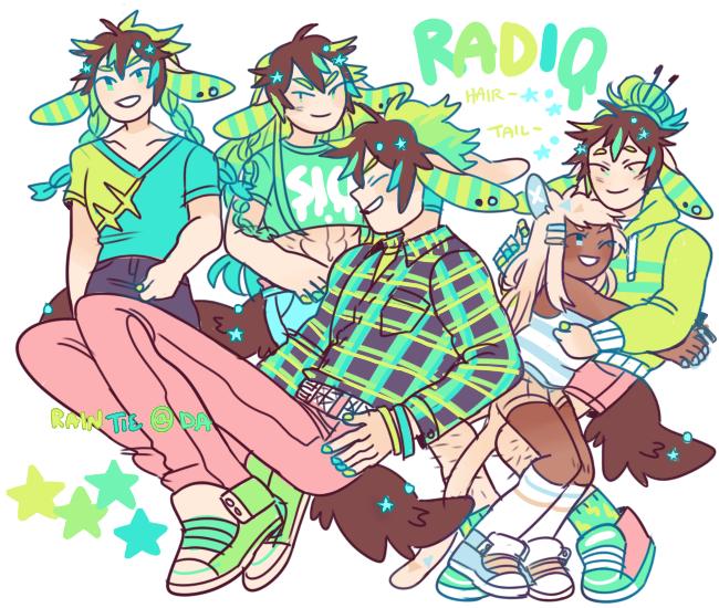 radio by raintie