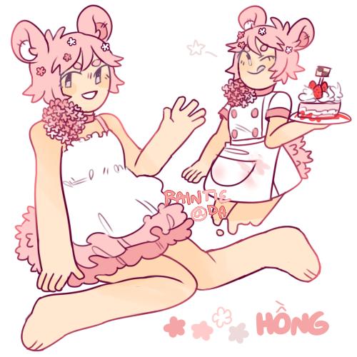 hong by raintie