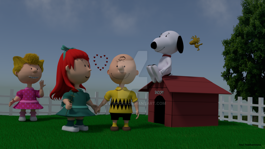 Good for you, Charlie Brown by fev-rocks