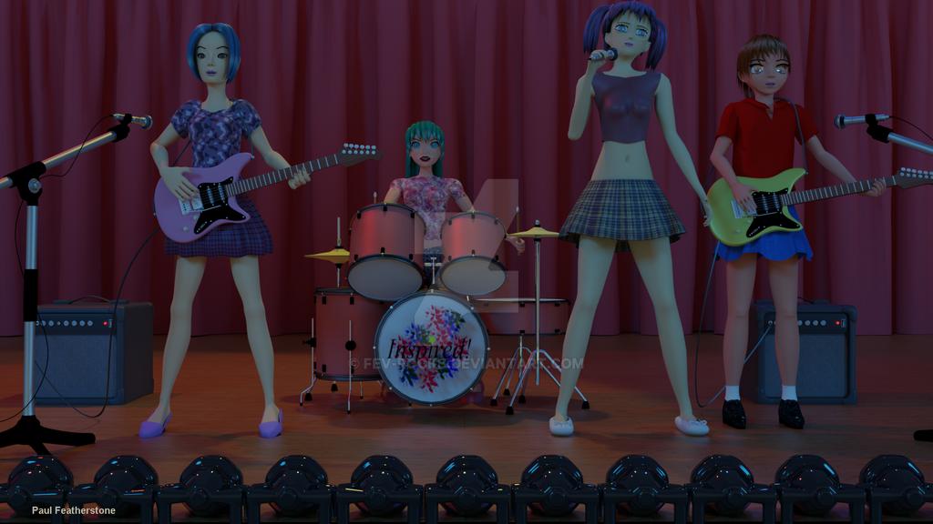 Let's rock by fev-rocks