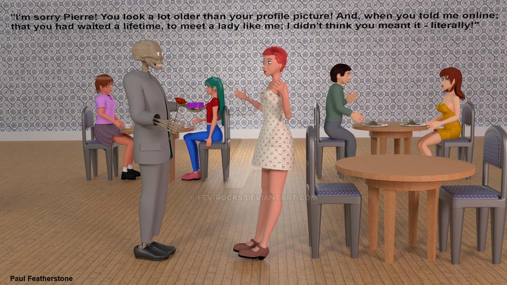 Online Dating by fev-rocks
