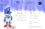 Metal Sonic: Super Smash Bros. Character Poss.