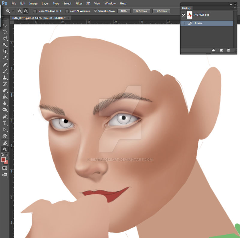 WIP Face