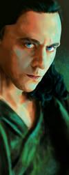 = Loki = by Anouk-Jill