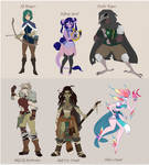 DnD Collab Adopts [1/6 LEFT]