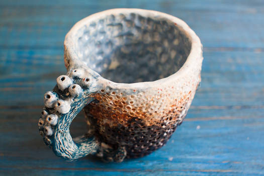 [Ceramics] Mug Seafloor