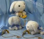 Yves-The white rabbit by Misandrie