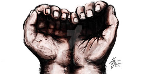 Hands Concept Art