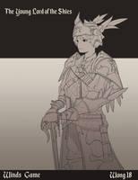 Character Design by gillen29