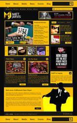 Matt Jarvis-Pro Poker Player by LOUDAMedia