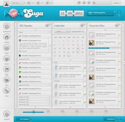 Suga' Suite Admin Panel