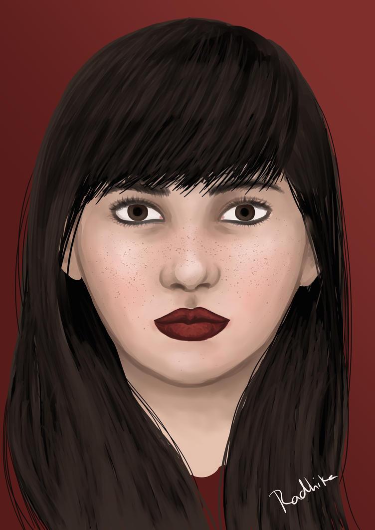 Blanca Nieves by Radhikita